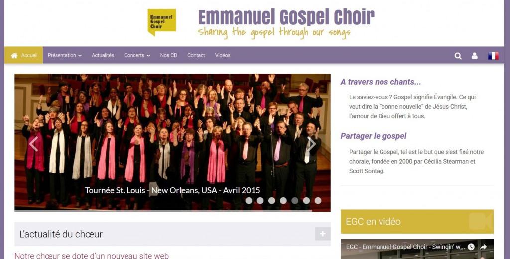 Emmanuel Gospel Choir