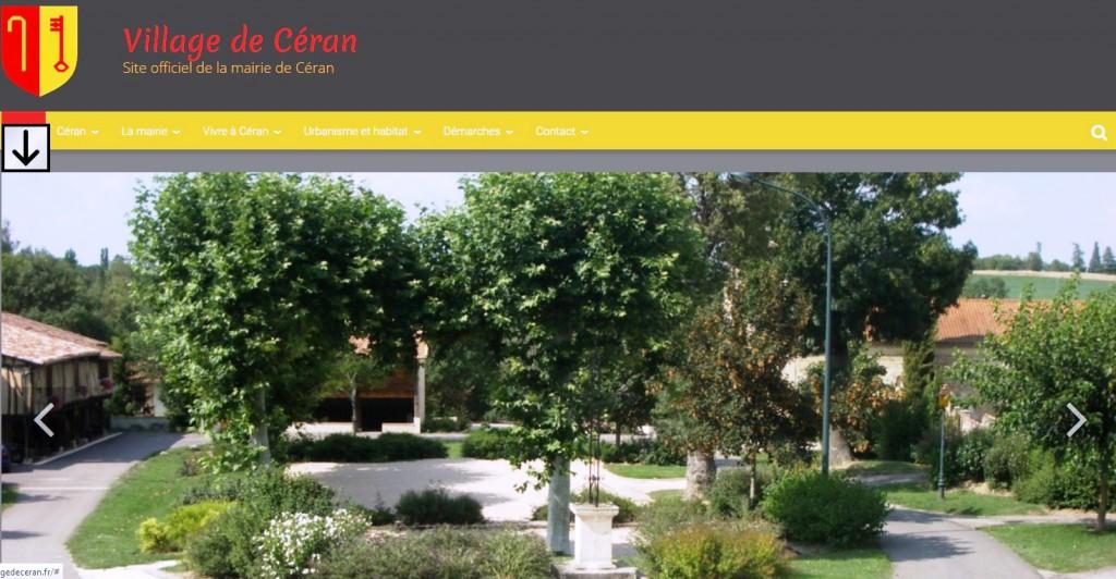 Mairie de Céran