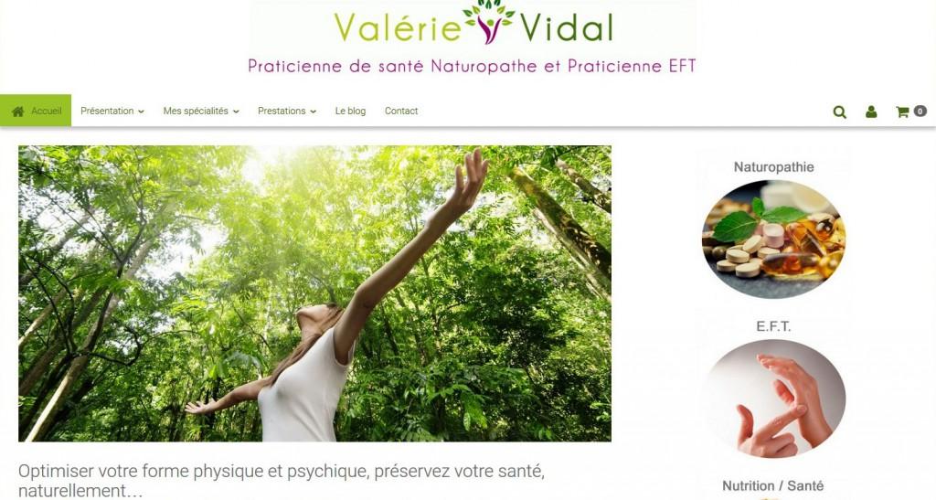 Naturopathe Valérie VIDAL
