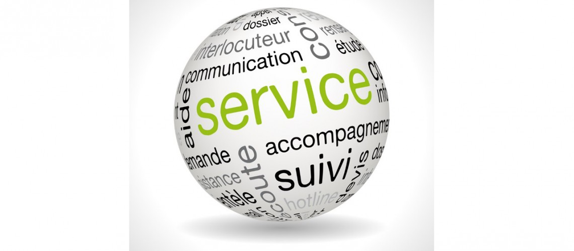 Communication et service aux entreprises
